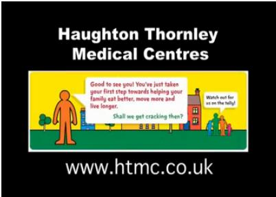 How Haughton Thornley Medical Centres is supporting the Change for Life campaign