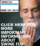Download a booklet which provides further information on Swine Flu