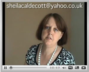 Sheila Calecott, mother of children, made a video of herself explaining the importance of identifying the health seeking behaviour of children and encourage them to get access to their GP electronic health records
