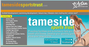 Tameside Sports Trust - Actie health and fitness for all