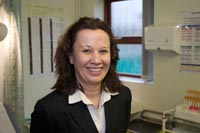 Hilary Garratt - Chief Operating Officer and Director of Nursing and Provider Services