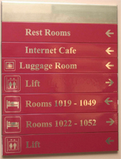 The internet is available everywhere, even when on holiday abroad in hotels and internet cafes. You never know when you might need access to your electronic health record when you fall ill