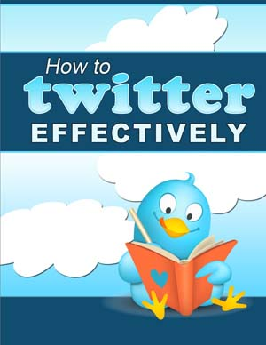 How to tweet effectively